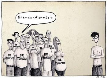 Be Yourself? Self-persuasion!